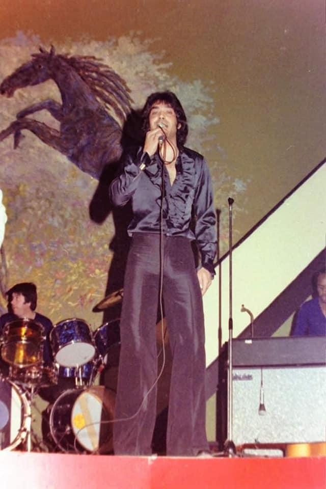 Los Chichos dieron en el Disco Rojo de Bruselas en 1976
