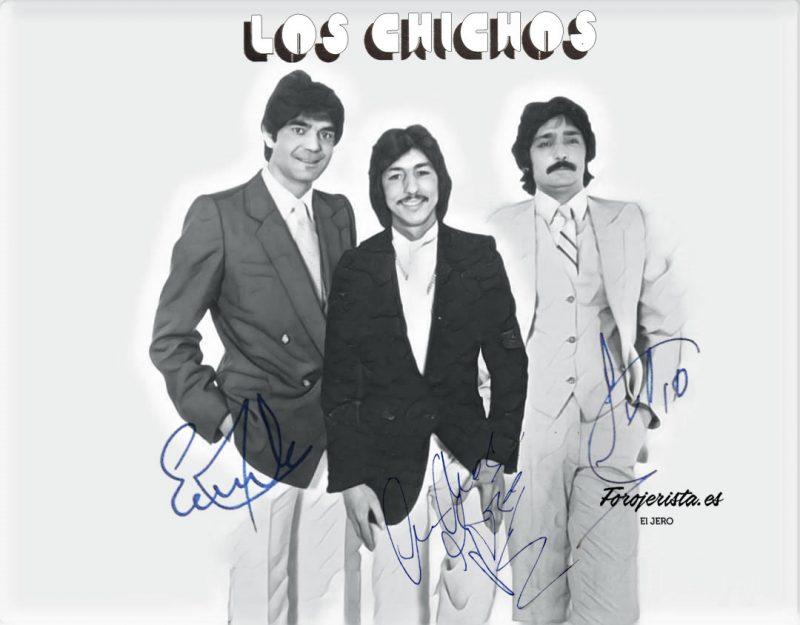 firma de Los Chichos