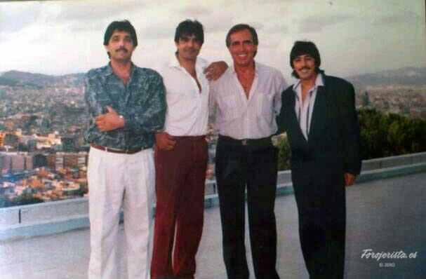 Los Chichos en Montjüic