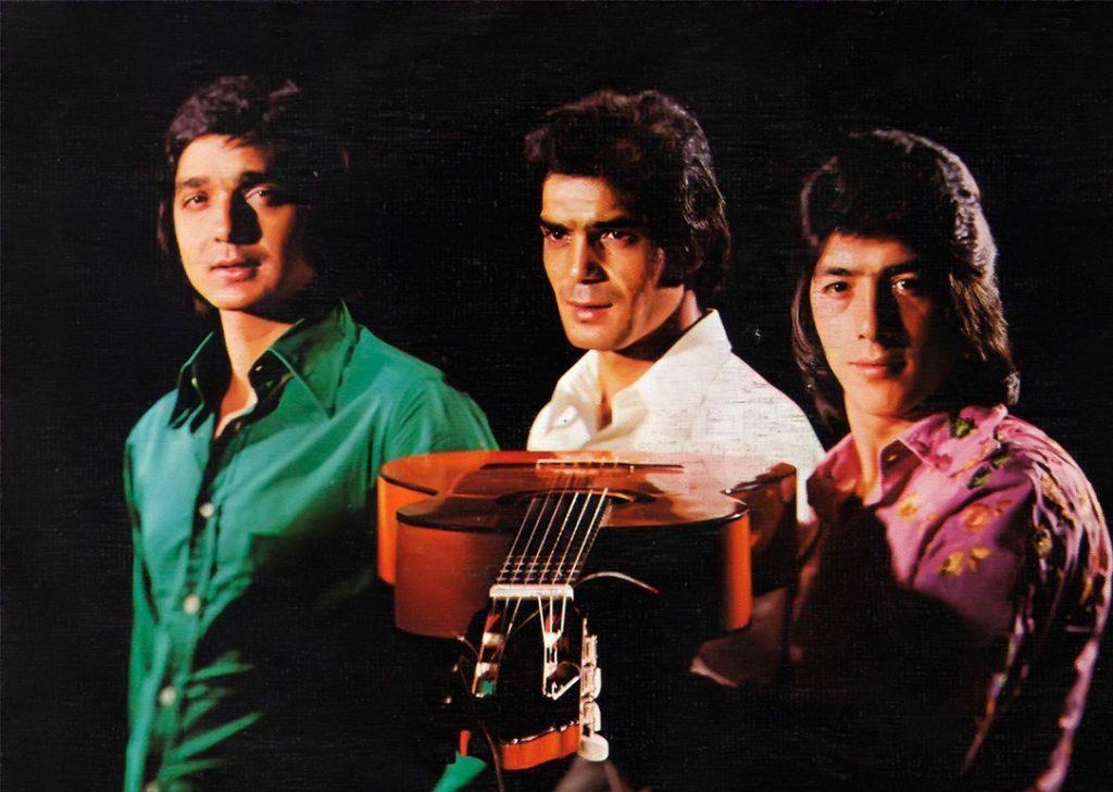 Julio, Jero y Emilio