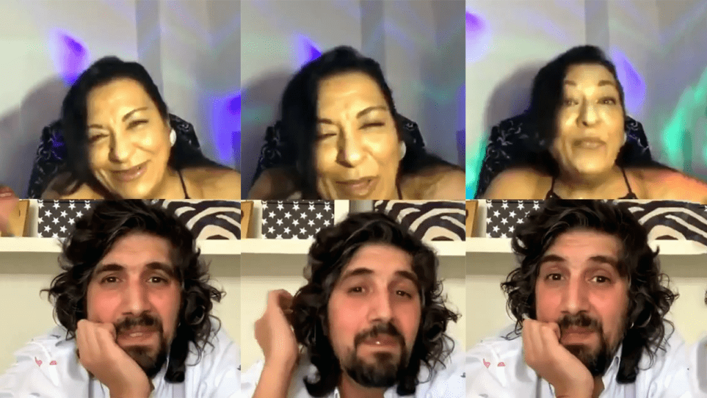 Farruca entrevista a Chaboli
