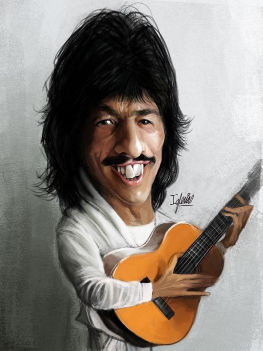Caricatura de Jeros de Raúl Iglesias